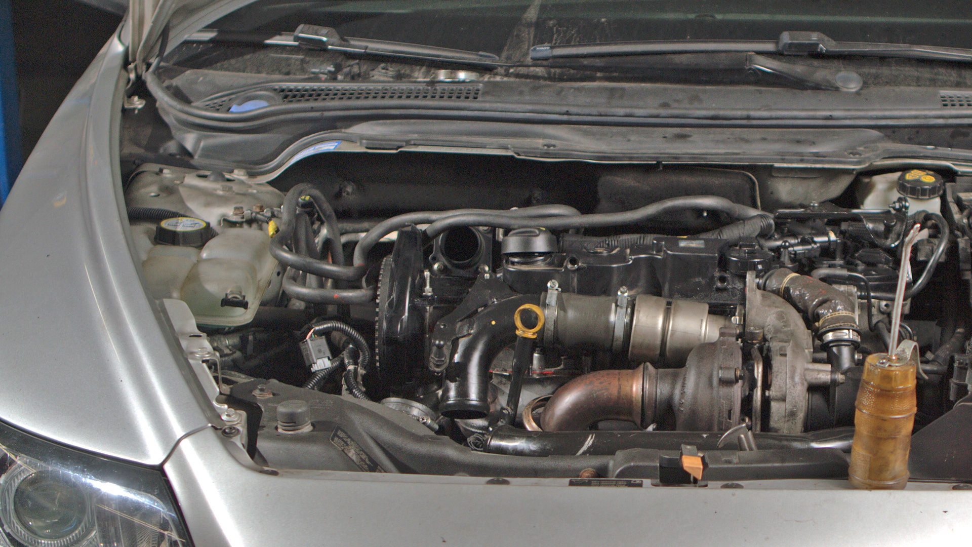 Hydrauliköle und Getriebeöle